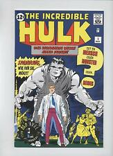 HULK # 1 - GERMAN REPRINT / VARIANT - MARVEL - GOLD - TOP