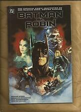 Batman and Robin movie adaptation 1 Graphic Novel 1997 fn+ Poison Ivy DC comics