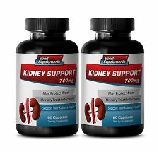 Kidney Health - Kidney Support 700mg - Urinary Tract Supplements 2B
