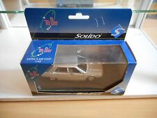 Solido Renault 25 in Grey on 1:43 in Box