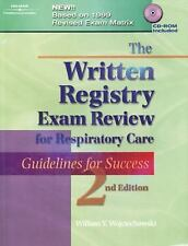 Test Preparation: The Written Registry Exam Review for Respiratory Care :...