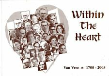 VAN VREE 1700-2005 family tree genealogy holland netherlands cuijk kwintsheul