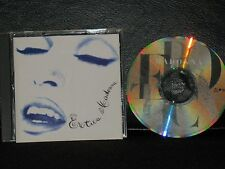 Erotica CD - Madonna-  1-Cent CLEARANCE SALE!