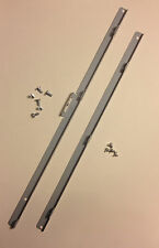 "Set of 2 iMac G5 20"" LCD display brackets with screws (805-6098-A + 805-6097-A)"