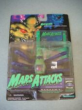1996 Mars Attacks night glow Martian Spider action figure
