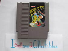 NINTENDO NES SKATE OR DIE (1988) **** PLEASE READ ****