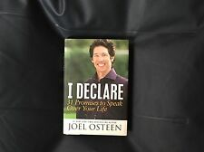 I Declare : 31 Promises to Speak over Your Life by Joel Osteen (2012, E-book)