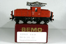 BEMO 1257 113 Rangierlok, E-Lok, RhB Ge 2/4 213, Top, OVP