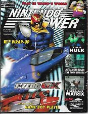 NINTENDO POWER #170 - W / POSTER - Discounts when you buy more magazines!