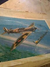 Sure Flite Supermarine Spitfire Mk.1Kit No 122 RC Airplane Vintage