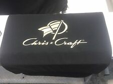 "Chris Craft embroidered Boat Boarding mat 20"" X 36"""
