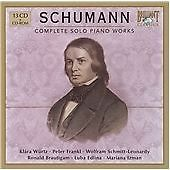 Schumann: Complete Solo Piano Works (2009)