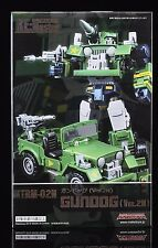 Transformers Masterpiece MAKETOYS MTRM-02N GUNDOG / MP HOUND Toon ver MIB
