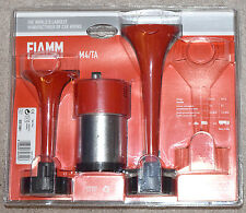 Ferrari 246 GT Dino FIAMM Air Horns + Compressor Kit, NEW!