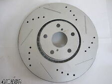 Centric Parts 121.44154 Front Disc Brake Rotor fits 07-11 Lexus GS350