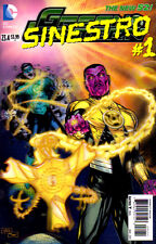 SINESTRO #1 (Green Lantern #23.4)  - 1st Print 3D Cover - New Bagged