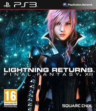 Lightning Returns Final Fantasy XIII  playstation 3 PS3   NUOVO !!!