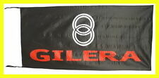GILERA FLAG BANNER  runner 5 X 2.45 FT 150 X 75 CM