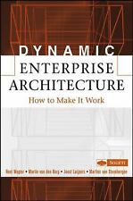 Dynamic Enterprise Architecture: How to Make It Work