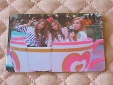 (ver. Group)Girls' Generation -TTS 2nd Mini Album Holler Photocard SNSD TaeTiSeo