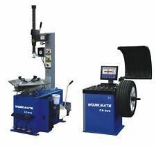 "Professional Tyre (Tire) Changer (12""-28"") & Wheel Balancer Machine Combo-6"