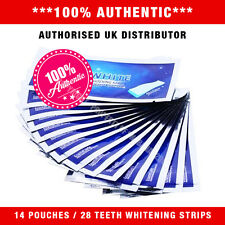 28 3D Professional Teeth Whitening Strips Rapid Tooth Bleaching Home 14 Pouches