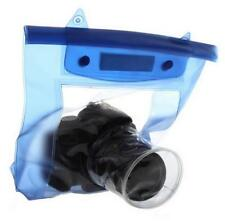 Waterproof SLR Camera underwater Housing Case Pouch Dry Bag For Canon Nikon