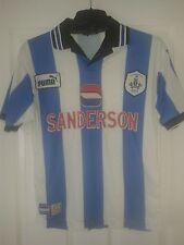 Mens Football Shirt - Sheffield Wednesday FC - RARE RETRO - Home 1997-98 - S