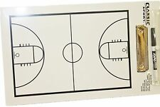 924 Basketball Coaching Board Coaches Clipboard Dry Erase w/marker