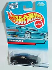 HOT WHEELS 2000 #106 FERRARI 348