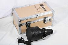 Nikon Nikkor ED 300mm f/2.8 AIS with case Excellent optics