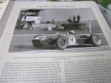 Formel 1 Archiv 2 Autos Motoren 2013a Lotus 19 von Colin Chapman 1960