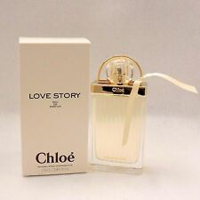 CHLOE LOVE STORY EAU DE PARFUM SPRAY 75 ML / 2.5 FL.OZ. (T)