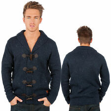 Jack & Jones Prince Toggle Knit Cardigan Navy  Small/Medium/Large/XLarge RRP £70
