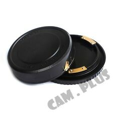 High-quality Pentax 67 PK67 Camera Body / Front And Rear Cap Set Free Shipping
