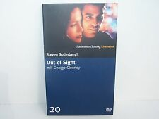 DVD - SZ Cinemthek Nr. 20 - Steven Soderbergh - Out of Sight - George Clooney