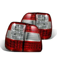 CG Toyota Land Cruiser Fj100 98-05 LED Tail Light G2 Red/Clear