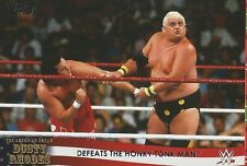 The Dream Dusty Rhodes Tribute WWE Road To Wrestlemania 2016 Trading Card #1