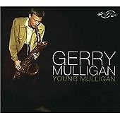 GERRY MULLIGAN Young Mulligan DOUBLE CD ALBUM  NEW - NOT SEALED