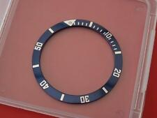 REPLACEMENT BLUE TOP BEZEL INSERT FIT TAG HEUER 1000 VINTAGE MODELS 980.113 M