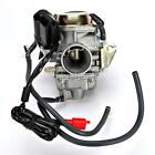 Carburetor OEM Gy6 150cc 24mm Carb Free Gas Filter Moped Scooter Go Kart Taotao
