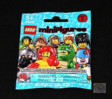 LEGO Minifigures - Series 5 - 8805 - New Sealed - (Clown?, Boxer?)