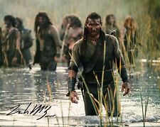 Zach McGowan Autographed 8x10 Photo Black Sails (3)
