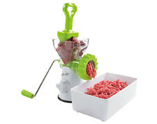 Apollo Manual Meat Mincer Pork Beef Poultry Fish Food Preparation Gadget Tool