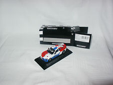 MASERATI GRAND TURISMO MC GT4 TEST CAR TROFEO 2010 1/43 MINICHAMPS 1/1008