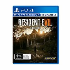 NEW Resident Evil 7 Biohazard - PS4