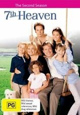 7th Heaven: Season 2 NEW R4 DVD