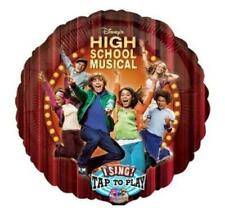 28'' High School Musical Singing Mylar Balloon Round