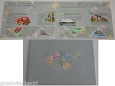 2000 Hong Kong Museums & Libraries Stamp Persentation Pack`[