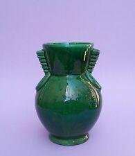 Blanche Letalle Vase Keramik Frankreich St. Clement Art Deco